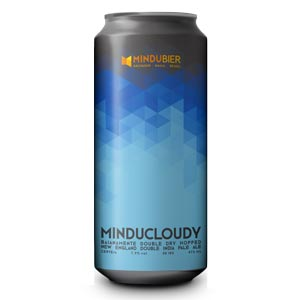 Cerveja Mindubier MinduCloudy 473ml