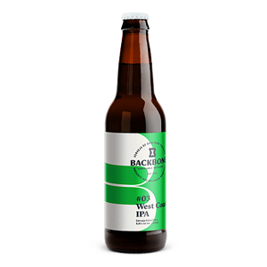 Cerveja Backbone West Coast IPA 355ml
