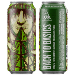 Cerveja Dogma Back to Basic 473ml