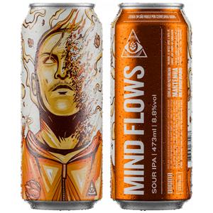 Cerveja Dogma Mind Flows 473ml