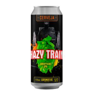 Cerveja Locomotive Hazy Train IPA 473ml
