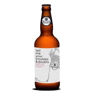 Cerveja Alls Beer Tell Me Your Troubles & Doubts 500ml