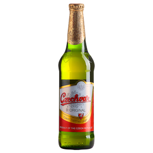 Cerveja Czechvar Budvar 500ml