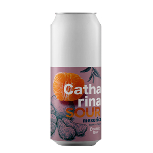 Cerveja Prussia Bier Catharina Sour Mexerica 473ml