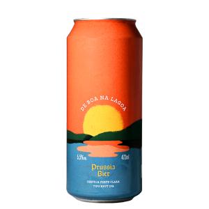 Cerveja Prussia Bier De Boa na Lagoa Brut IPA 473ml