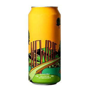 Cerveja Prussia Bier Newbie NEIPA 473ml