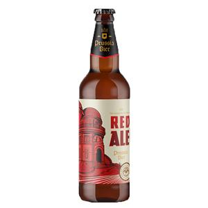 Cerveja Prussia Bier Red Ale 500ml
