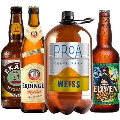 Kit-Chopp-e-Cervejas de TRigo
