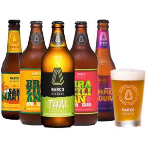 Kit Cervejaria Barco
