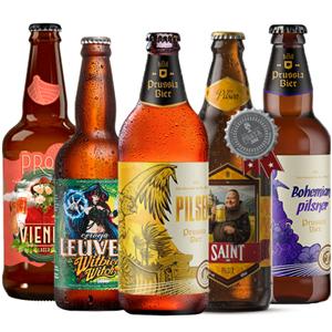 Kit Cervejas Refrescantes