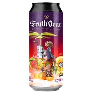 Cerveja Bodebrown Fruttisour 473ml