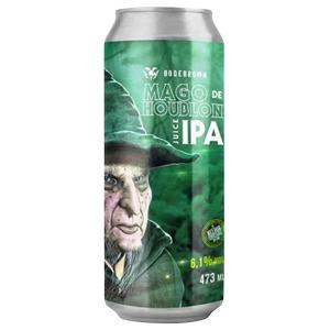 Cerveja Bodebrown Mago de Houblon 473ml