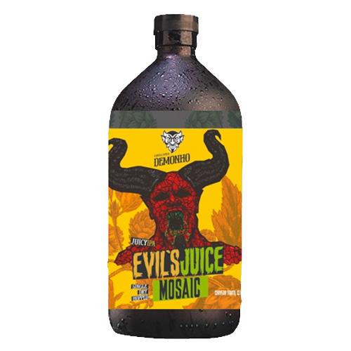Chopp Demonho Evil's Juice Mosaic Juicy IPA