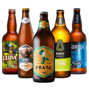 Kit cervejas de Trigo