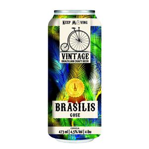 Cerveja Vintage Brasilis Gose 473ml