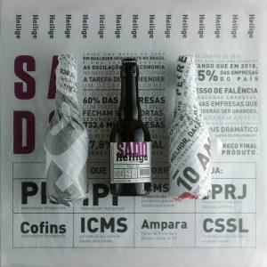 Cerveja Heilige Sado Brut IPA