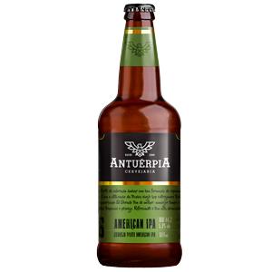 Cerveja Antuérpia American IPA 500ml