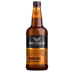 Cerveja Antuérpia Premium Lager 500ml
