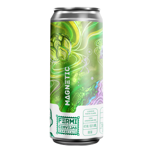Cerveja Fermi Magnetic American IPA 473ml