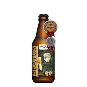 Cerveja Mistura Classica Beatus Belgian Tripel 300ml