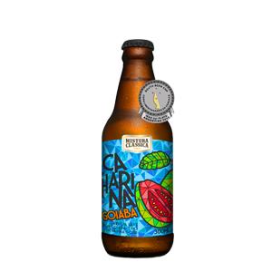 Cerveja Mistura Classica Catharina Goiaba 300ml