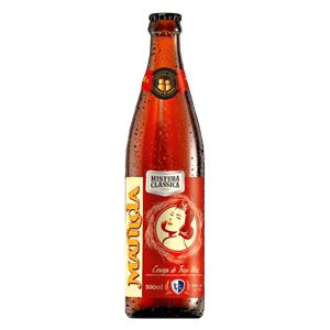 Cerveja Mistura Classica Matilda Weissbier 500ml