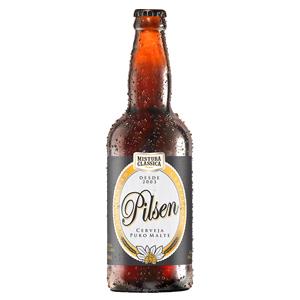 Cerveja Mistura Classica Pilsen 500ml