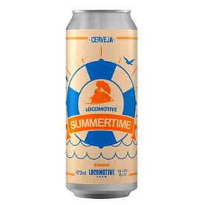 Cerveja Locomotive Summer Time