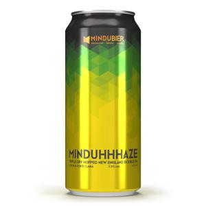 Cerveja Mindu MinduHHHAze