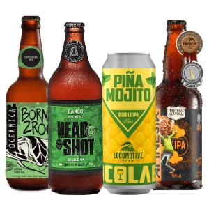 Kit Cervejas Alto amargor