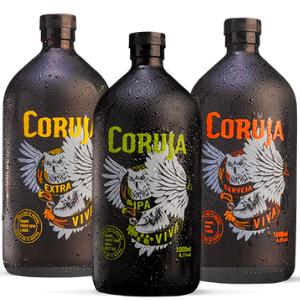 Kit Coruja Viva