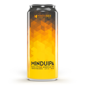 MinduIPA Lata 473ml
