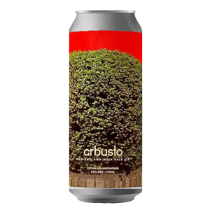 Cerveja Tábuas Arbusto
