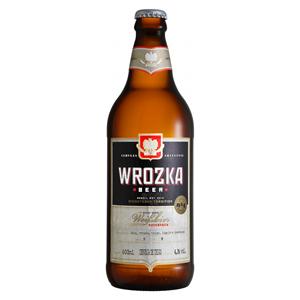 Cerveja Wrozka Weizenbier 600ml