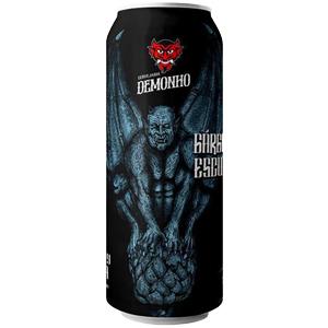 Cerveja Demonho Gárgulas Da Escuridão, 473ml
