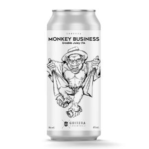 Cerveja Guitera Monkey