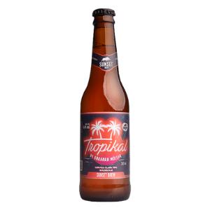 Cerveja Sunset Tropikal 355ml