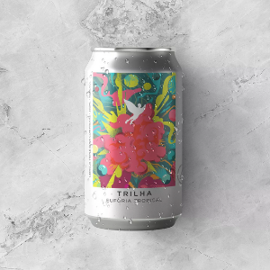 Cerveja Trilha Euphoria Tropical 350ml