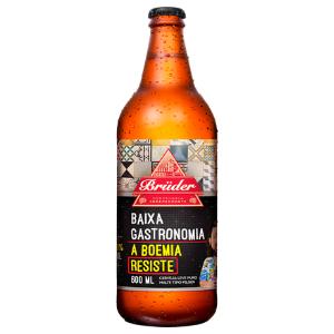 Cerveja Bruder Baixa Gastronomia 600ml