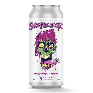 Cerveja Guitera Smoothie Imperial Sour 473 ml