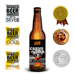 Cerveja Lohn Bier Carvoeira 355ml