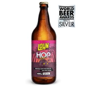 Lohn Bier Hop Lager 600ml