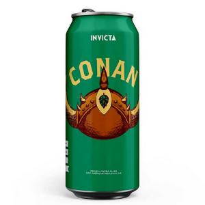 Cerveja Invicta Conan NE IPA 473ml