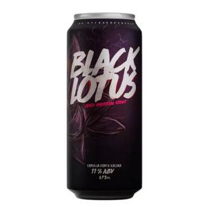 Cerveja Dr Otto Black Lotus 473ml