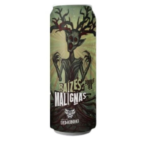 Cerveja Demonho Raízes Malígnas 473ml