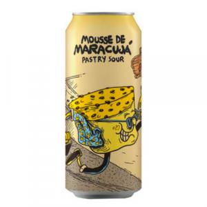 Cerveja Locals Only Mousse de Maracujá 473ml