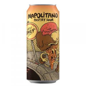 Cerveja Locals Only Napolitano 473ml