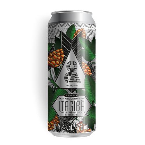 Cerveja Oca Itagibá NEIPA 473ml