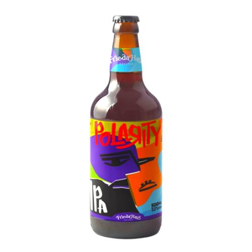 Cerveja FriedaHaus Polarity IPA 500ml