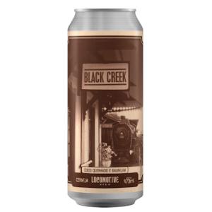 Cerveja Locomotive Black Creek Coco e Baunilha 473ml